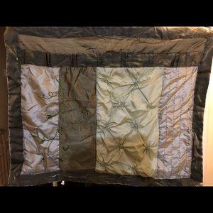 2 decorative accent pillow cases 27 x 23